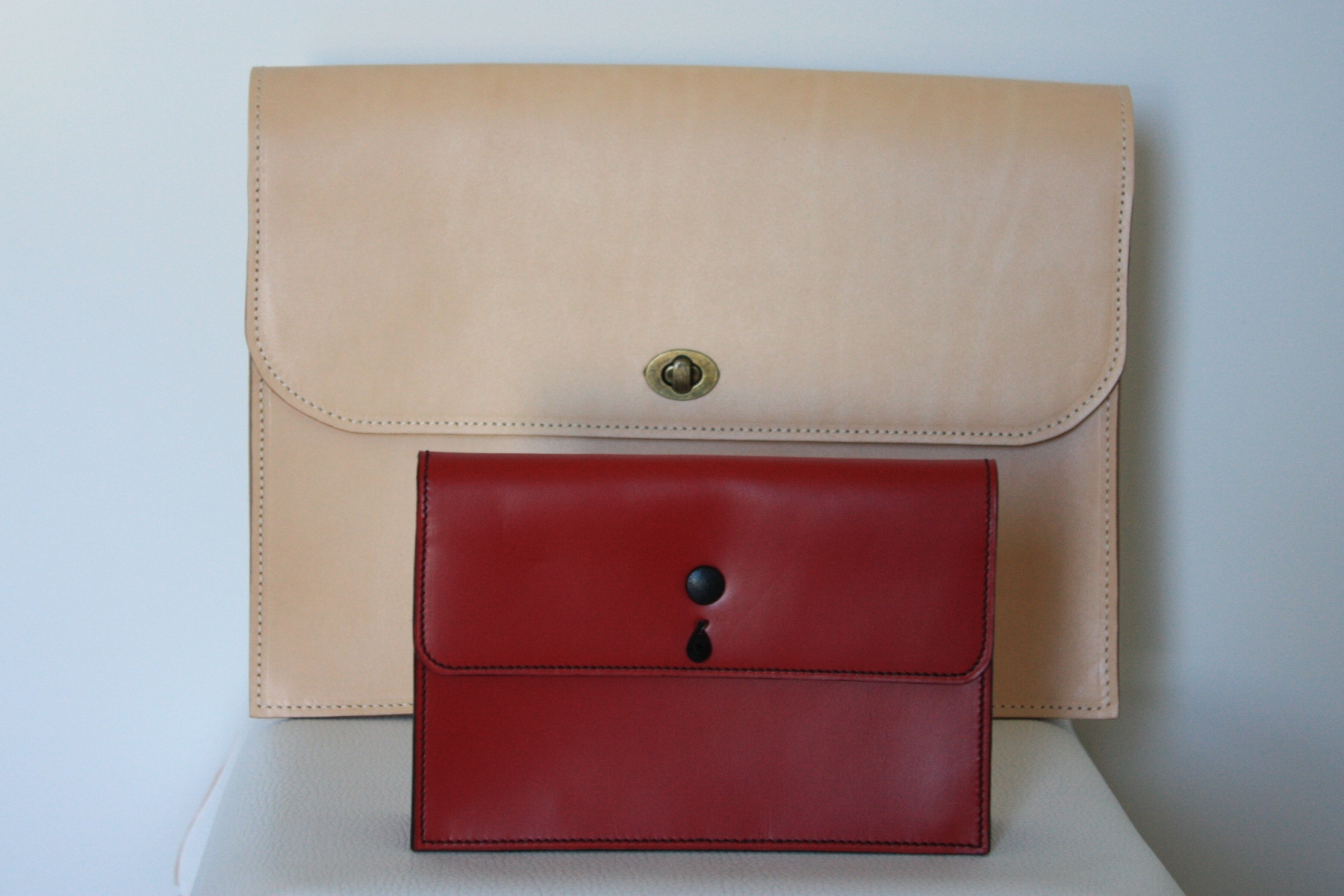pochette maquillage PM et GM