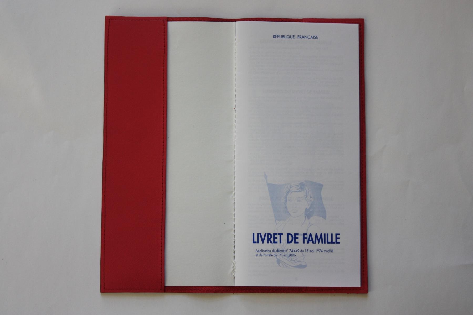 protège livret de famille 2